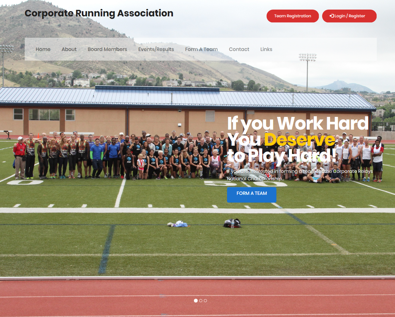 Corporate Running Association